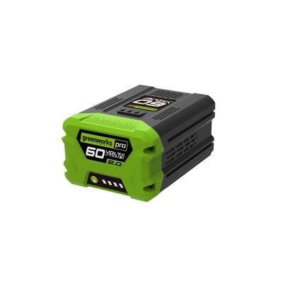 Li-Ion аккумулятор Greenworks 60V PRO 2Ah