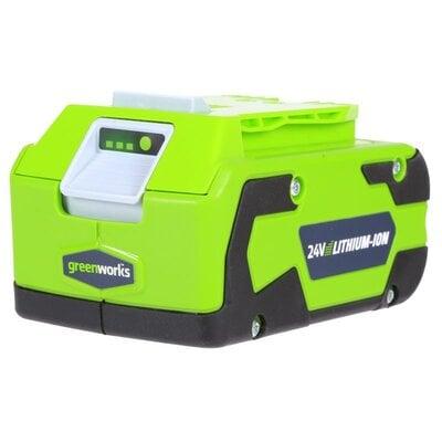 Li-Ion аккумулятор Greenworks G-24V 4Ah