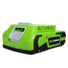 Аккумулятор Greenworks Li-Ion G-24V 2Ач