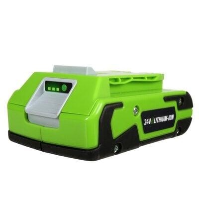 Li-Ion аккумулятор Greenworks G-24V 2Ah