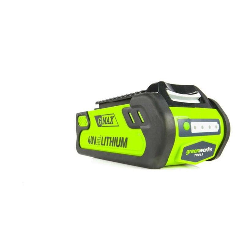 Аккумулятор Greenworks 40V 2Ah 29717 - фото 2