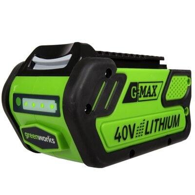 Li-Ion аккумулятор Greenworks G-MAX 40V 4Ah