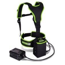 Сбруя для триммера / держатель аккумулятора Greenworks 82V Commercial