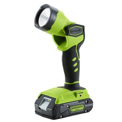 Аккумуляторный фонарь Greenworks G-24V