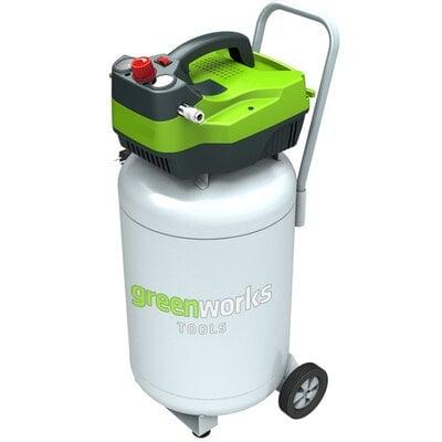 Мойка высокого давления Greenworks G1 100 bar