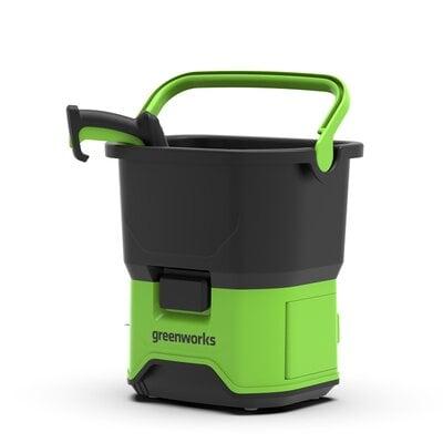 Аккумуляторная мойка высокого давления Greenworks GDC40 70 bar