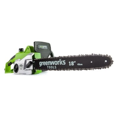 Электропила цепная Greenworks 2000W 46см