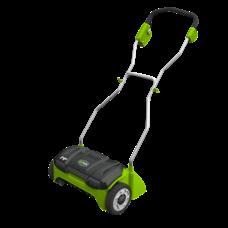 Электрический аэратор - скарификатор GreenWorks 32 см