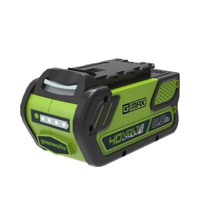 Li-Ion аккумулятор Greenworks G-MAX 40V 6Ah