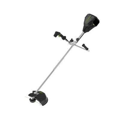 Аккумуляторный триммер с велосипедной ручкой Greenworks GC82BC (2103107) Commercial, 82V, шириной 36-40 см